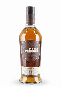 SmartDrinks.ro - Whisky Glenfiddich Aged 18 Years, Small ...