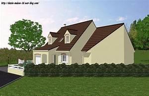 Creation Maison 3d : charmant logiciel creation maison 3d 5 plan et dessin ~ Premium-room.com Idées de Décoration