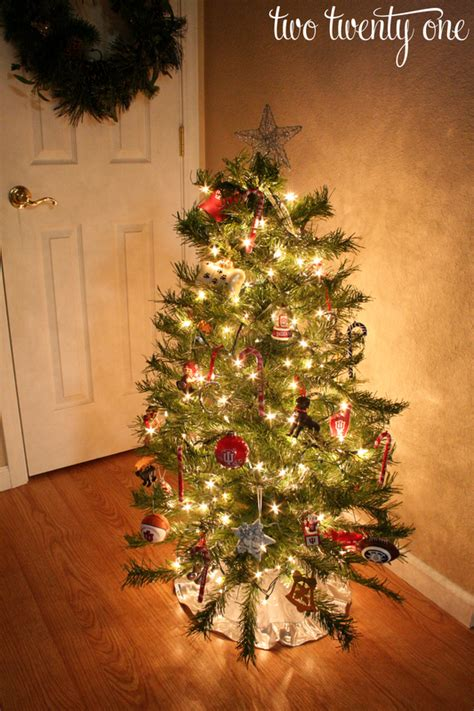best 4 foot christmas tree decor part two entryway