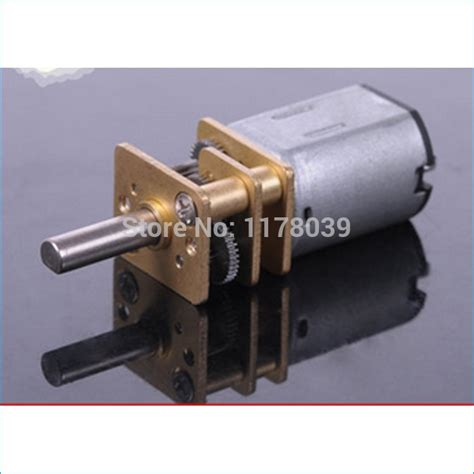 Small Electric Motor by Dc3 6v Geared Electric Motor Small Electric Motors For