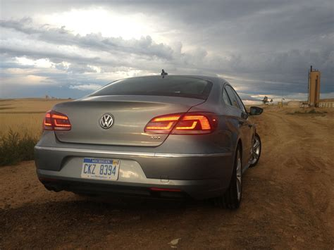 cc volkswagen line go ahead tail rear double take styling