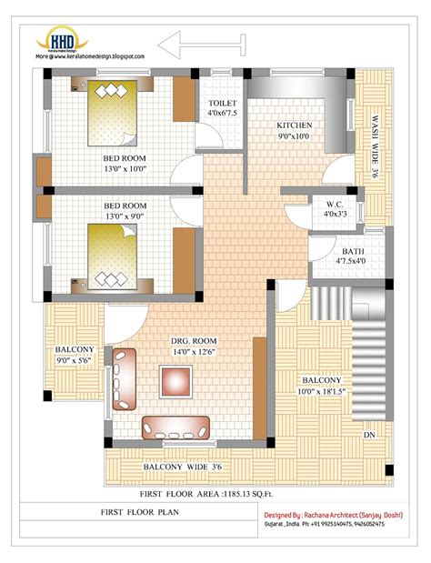 style house plans 2370 sq ft indian style home design kerala home design