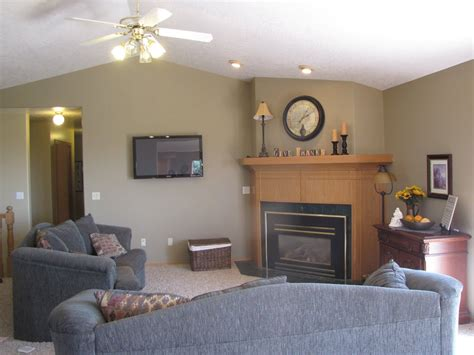 paint colors with oak trim my home style