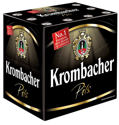 Krombacher Pils - Sal's Beverage World Elmhurst