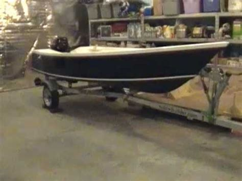 Skiff Dimensions by Skiff 14 Quot Take Quot Stitch And Glue Boat Building
