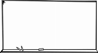 Whiteboard Clipart Chalkboard Blank Blackboard Transparent Cliparts