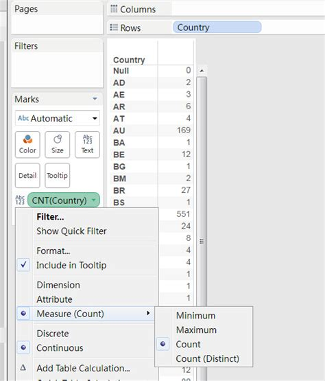 Tableau  How Do I Use The Result Of A Grouping Count As A
