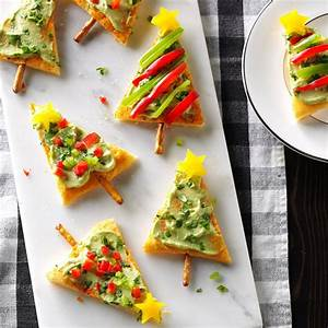 Festive Guacamole Appetizers Recipe Taste Of Home