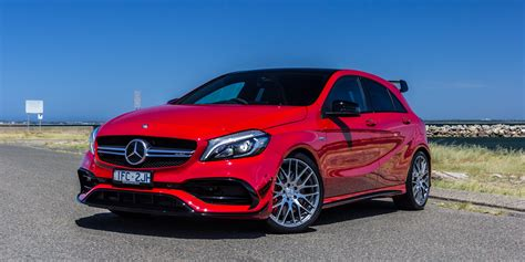 mercedes amg a45 2016 mercedes amg a45 4matic review caradvice
