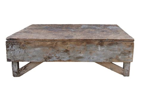 using a bench as a coffee table antique plank farmhouse coffee table bench omero home