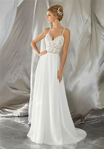 mina wedding dress style 6861 morilee With images of wedding dresses