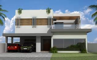 Modern Front Elevation Home Design