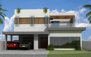 Modern Front Elevation Home Design