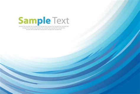 blue curves vector background  vector graphics