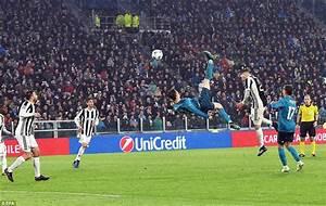 Juventus 0 3 Real Madrid Cristiano Ronaldo Nets Overhead