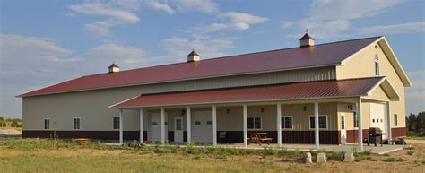denver colorado horse barns steel buildings metal