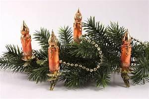 Weihnachtskugeln Aus Lauscha : 4 kleine kerzen eis orange christbaumkugeln ~ Orissabook.com Haus und Dekorationen