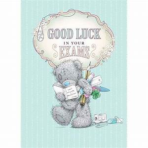 Good Luck In Your Exams Me to You Bear | succes ...