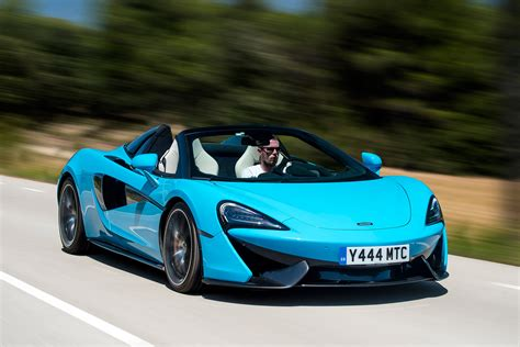 New Mclaren 570s Spider 2017 Review