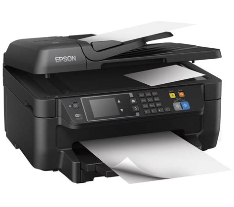 Operation & user's manual, presented here, contains 144 pages and can be viewed online or downloaded to your device in pdf format without registration or providing of. Buy EPSON WorkForce WF-2660 DWF All-in-One Wireless Inkjet ...