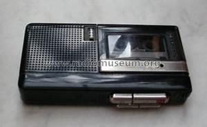 Microcassette Recorder RN-112 R-Player Panasonic, Matsushita
