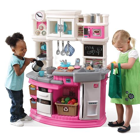 cuisine toys r us virginia step2 lil 39 chef 39 s gourmet kitchen pink