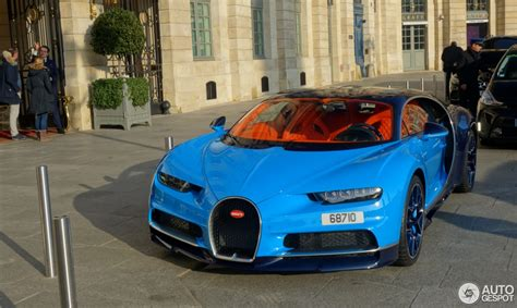 With a name honoring louis chiron, bugatti's grand prix driver in the 20s and 30s who cleaned up at virtually all the major races he contested behind the. Bugatti Chiron - 14 January 2018 - Autogespot