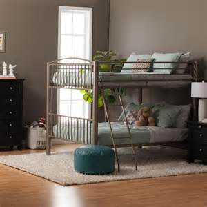 Jeromes Bunk Beds by Greyson Bunk Bed Bunk Bed In Pewter