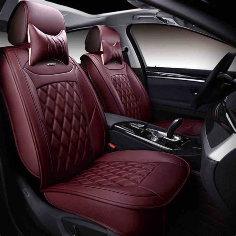 special leather car seat covers  bmw