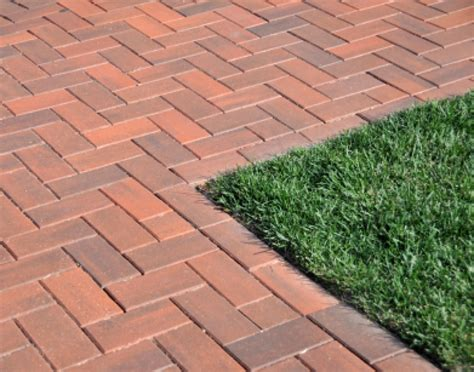 installing patio pavers how to install a laid paver patio buildipedia