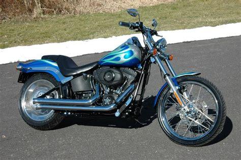 2007 Harley-davidson Softail Night Train Fxstb For Sale In