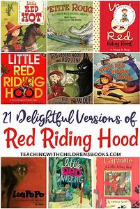 21 Delightful Little Red Riding Hood Stories For Kids