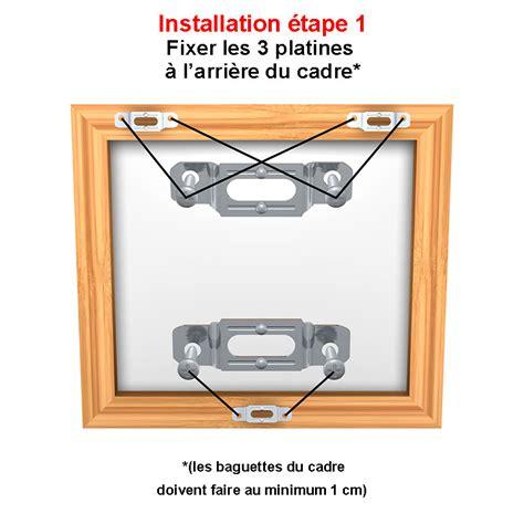 comment fixer un cadre comment fixer un cadre au mur de conception de maison