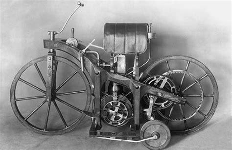 Happy Birthday Gottlieb Daimler Motorcycle!