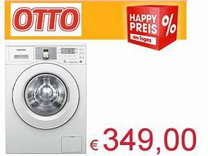 Günstige Gute Waschmaschine : otto happy preis samsung frontlader waschmaschine wf10664 a 6kg f r 349 00 euro update ~ Buech-reservation.com Haus und Dekorationen