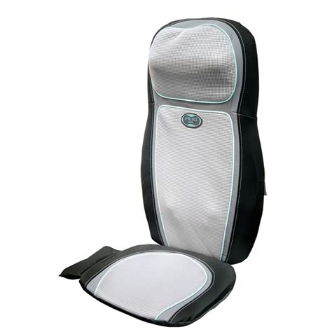 si 232 ge de gel shiatsu 2 en 1 nature d 233 couvertes