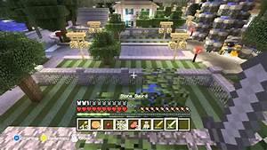 Minecraft Xbox- Neighborhood Hunger Games w ...