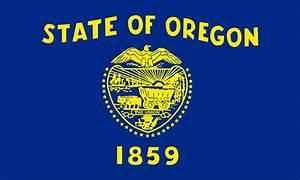 File Flag Of Oregon Svg
