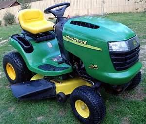 John Deere L100  L110  L120  L130  L118  L111 Lawn Tractor