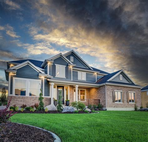 House Design Hanover by Hanover Traditional P 2 Ivory Homes Exteriors In 2019