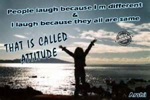 Positive Attitude Essay