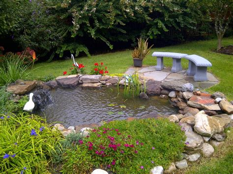 landscape with pond ecosystem ponds we have built traditional landscape baltimore by ponds patios and