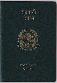 visa requirements  nepalese citizens wikipedia