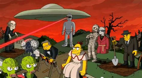 """Guillermo Del Toro """"horrifies"""" The Simpsons' Treehouse Of"""