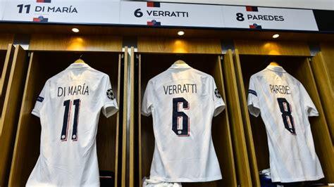 Match : Flocage Ligue des Champions de sortie pour le PSG ...