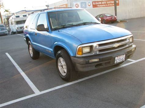 Chevrolet Blazer For Sale by 1995 Chevrolet Blazer For Sale Carsforsale