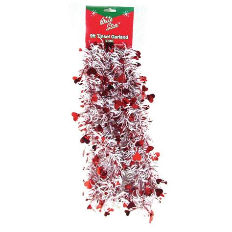 tinsel garland buy tinsel garland online santa s site