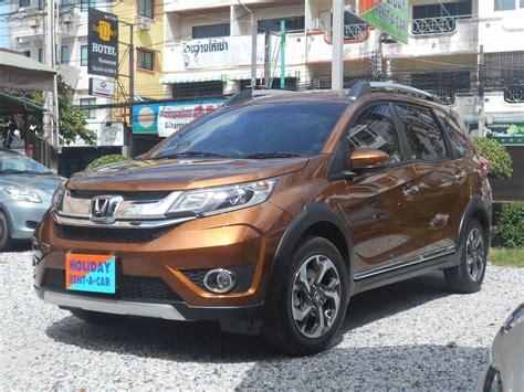 Honda BRV 1.5 Auto   Pattaya Car Rent