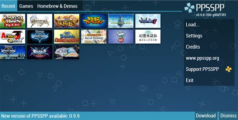 ppsspp roms for android ppsspp emulator for android hay modder