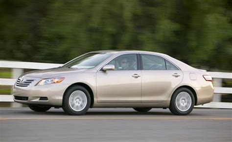 2007 Toyota Camry Hybrid Problems by 2007 Toyota Camry Hybrid Information And Photos Momentcar